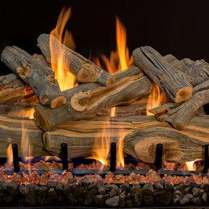 custom gas log inserts in ohio