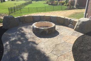 outdoor fire rings ohio