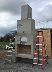 DIY brick ovens ohio