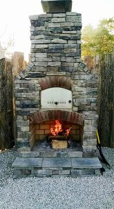 outdoor pizza ovens - Outdoor kitchen inspiration