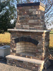 Outdoor brick ovens ohio