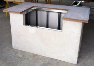 DIY Outdoor Kitchens from Round Grove Products