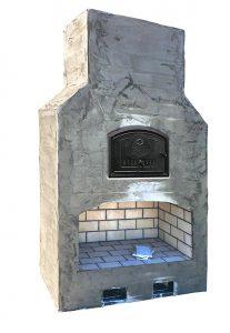 Custom brick ovens