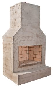 Backyard Brick Pizza Oven from Round Grove Products