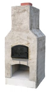 Brick Pizza Oven from Round Grove Products