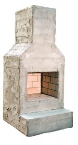 Outdoor Fireplaces from Round Grove Products
