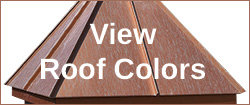 roof cover for outdoor fireplaces