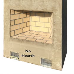 No Hearth