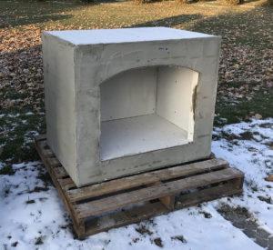 kidron ohio fireplace wood storage