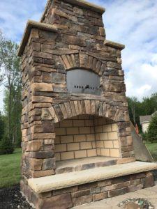 outdoor brick oven kidron ohio