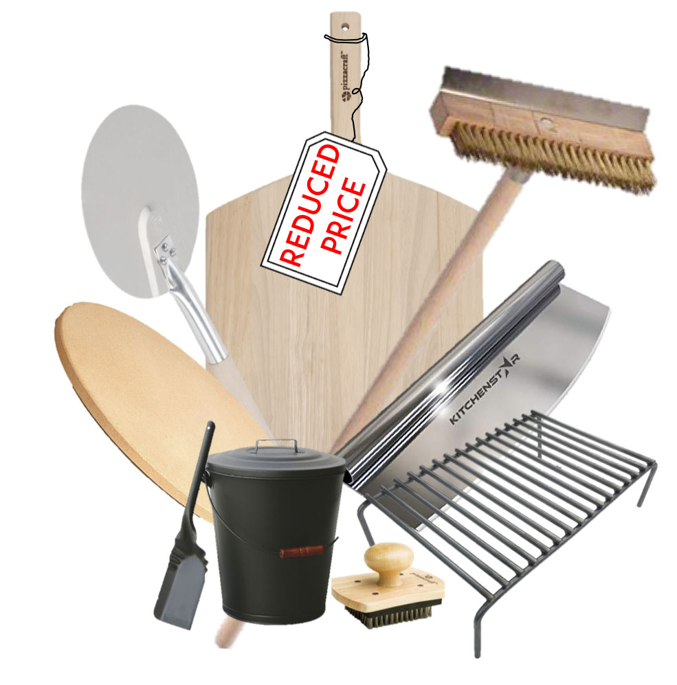 brick oven tools and accessories for outdoor cooking